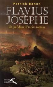 Flavius josèphe, un juif dans l'empire romain - Intérieur - Format classique