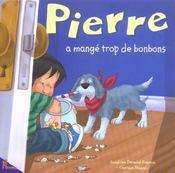Pierre a mange trop de bonbons - Intérieur - Format classique