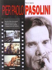 Pier paolo pasolini - Intérieur - Format classique