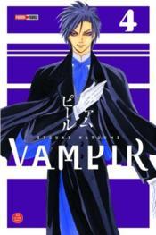 Vampir t.4 - Couverture - Format classique