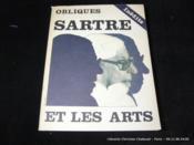 Sartre et les arts. Obliques 24/25 - Couverture - Format classique