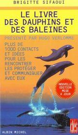 Le Livre Des Dauphins Et Baleines - Intérieur - Format classique