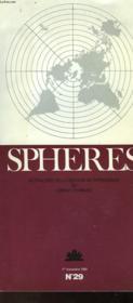 Spheres N°29 - Couverture - Format classique