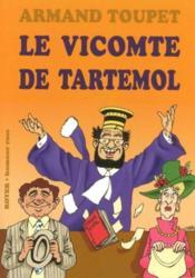 Le vicomte de Tartemol - Couverture - Format classique