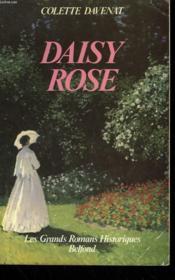 Daisy Rose - Couverture - Format classique