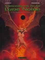 Chroniques de la Lune Noire T.3 ; la marque des démons - Couverture - Format classique