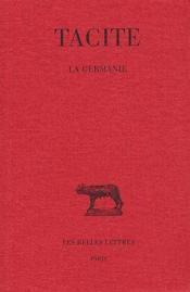 Germanie - Couverture - Format classique