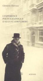 L'Experience Photographique D'August Strindberg - Couverture - Format classique