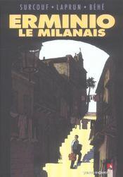 Erminio le milanais t.1 - Intérieur - Format classique