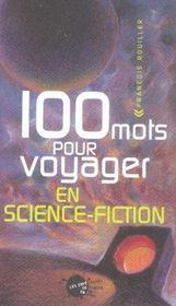 100 mots pour voyager en science-fiction - Intérieur - Format classique
