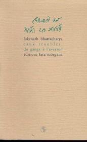 Eaux troubles, du Gange a l'Aveyron - Couverture - Format classique