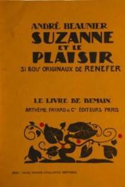 Suzanne et le plaisir - Couverture - Format classique