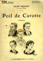 Poil De Carotte. Collection : Select Collection N° 25 - Couverture - Format classique