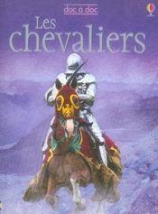 Les chevaliers - Intérieur - Format classique