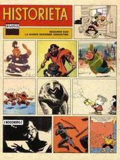 Historieta ; regards sur la bande dessinée argentine - Intérieur - Format classique