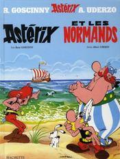 Astérix T.9 ; Astérix et les Normands - Intérieur - Format classique