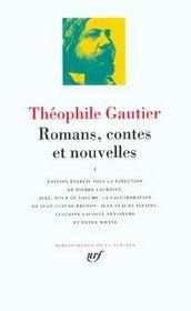 Romans, contes et nouvelles t.1 - Intérieur - Format classique