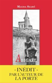 Abigaël - Couverture - Format classique