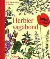 Herbier vagabond - Couverture - Format classique