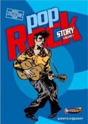 Pop Rock Story T.1 - Couverture - Format classique