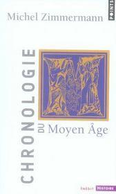 Chronologie du Moyen Age - Intérieur - Format classique