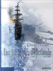 Les corsaires d'Alcibiade t.3 ; le français - Intérieur - Format classique
