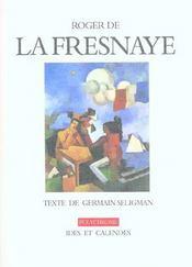 Roger De La Fresnaye - Intérieur - Format classique