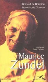 Maurice Zundel - Intérieur - Format classique