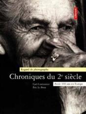 Les Chroniques Du Siecle - Couverture - Format classique