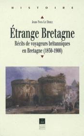 Étrange Bretagne - Couverture - Format classique