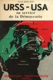 URSS -USA au service de la démocratie - Couverture - Format classique