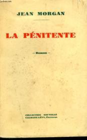 La Penitente. - Couverture - Format classique