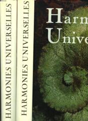 Harmonies Universelles. Tomes I Et Ii. - Couverture - Format classique
