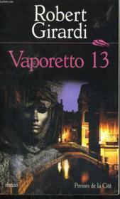 Vaporetto 13 - Couverture - Format classique