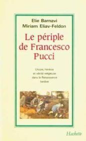 Le periple de francesco pucci - Couverture - Format classique