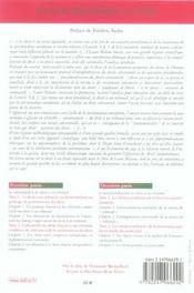 Le droit a un tribunal au sens de la convention europeenne des droits de l'homme. volume 57 - 4ème de couverture - Format classique
