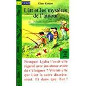 Lutt Et Les Mysteres De L'Amour - Couverture - Format classique