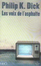Les voix de l'asphalte - Intérieur - Format classique