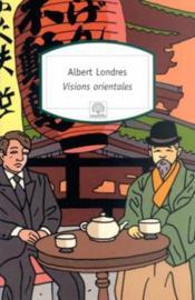 Visions orientales - Couverture - Format classique