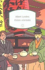 Visions orientales - Intérieur - Format classique