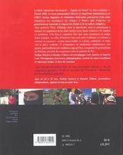 Et La Foret Se Deplaca En Marche Avec Les Zapatistes - 4ème de couverture - Format classique