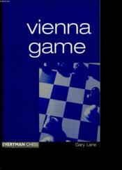 Vienna Game - Couverture - Format classique