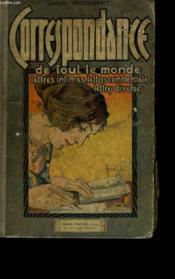 La Correspondance De Tout Le Monde. - Couverture - Format classique