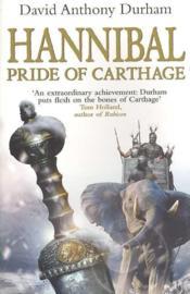 Hannibal, Pride Of Carthage - Couverture - Format classique