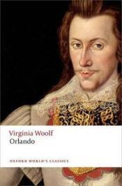 Orlando (oxford world's classics) - Couverture - Format classique
