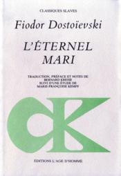 L'éternel mari - Couverture - Format classique