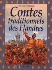 Les contes traditionnels de flandres - Couverture - Format classique