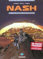 Nash t.8 ; la guerre des rouges - Intérieur - Format classique