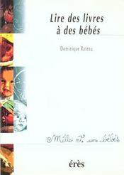 Lire des livres a des bebes - Intérieur - Format classique