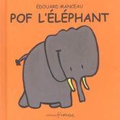 Pof l'éléphant - Intérieur - Format classique